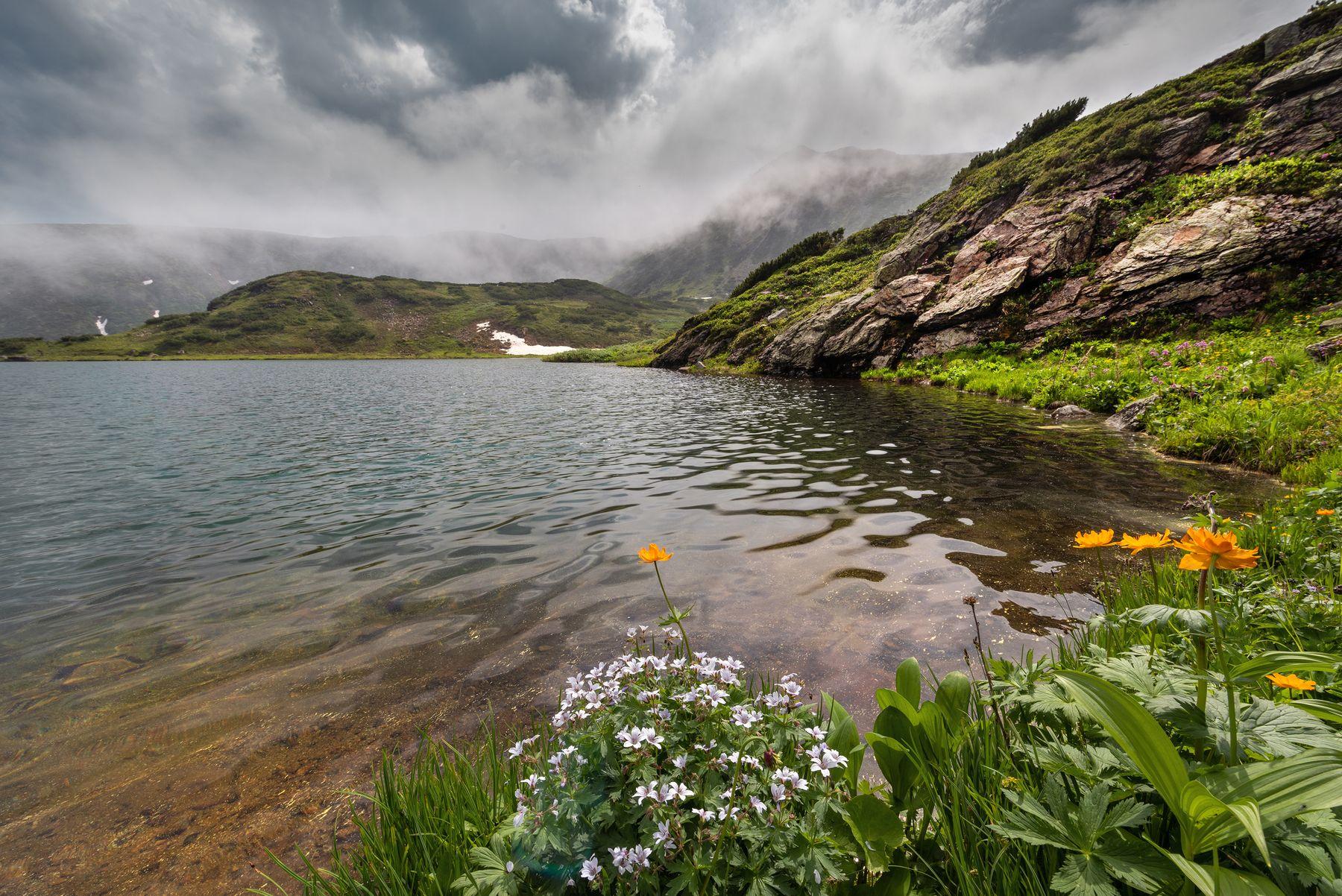 """Озеро """"Сердце"""""""