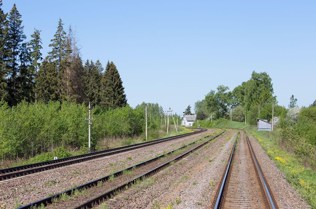 Разъезд Бартенево разъезд станция