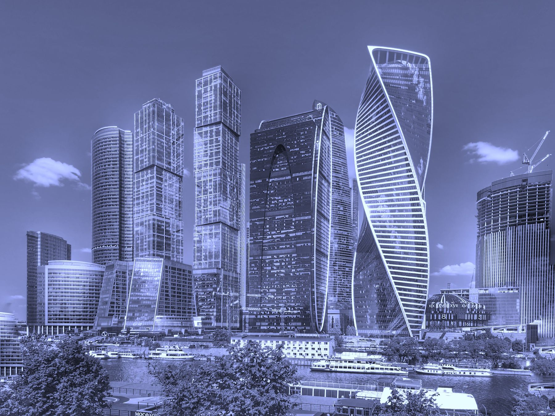 Все ещё строят! город архитектура