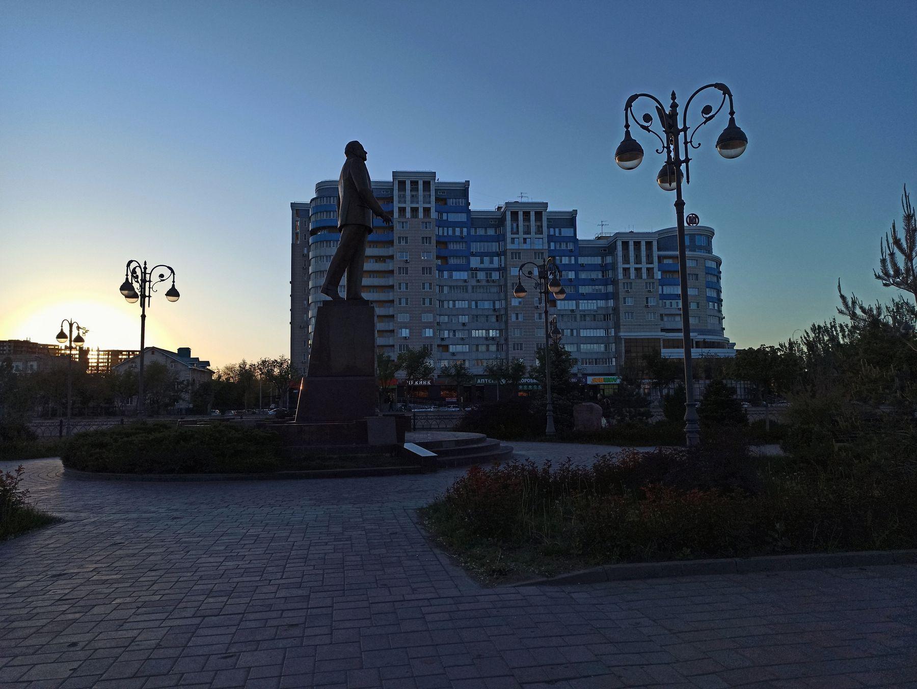 Сквер Г. Алиева