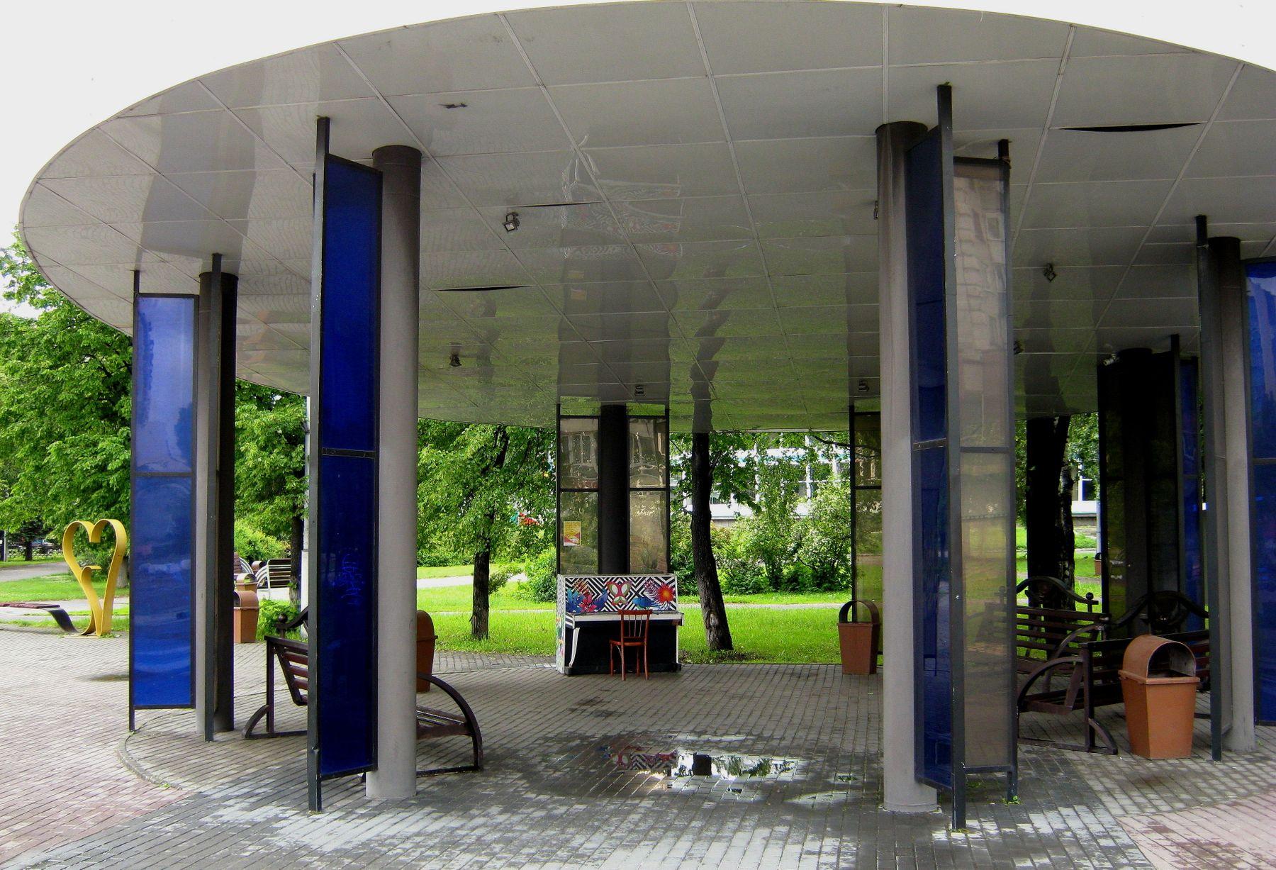 Арт-сквер. Путешествия архитектура природа арт техника