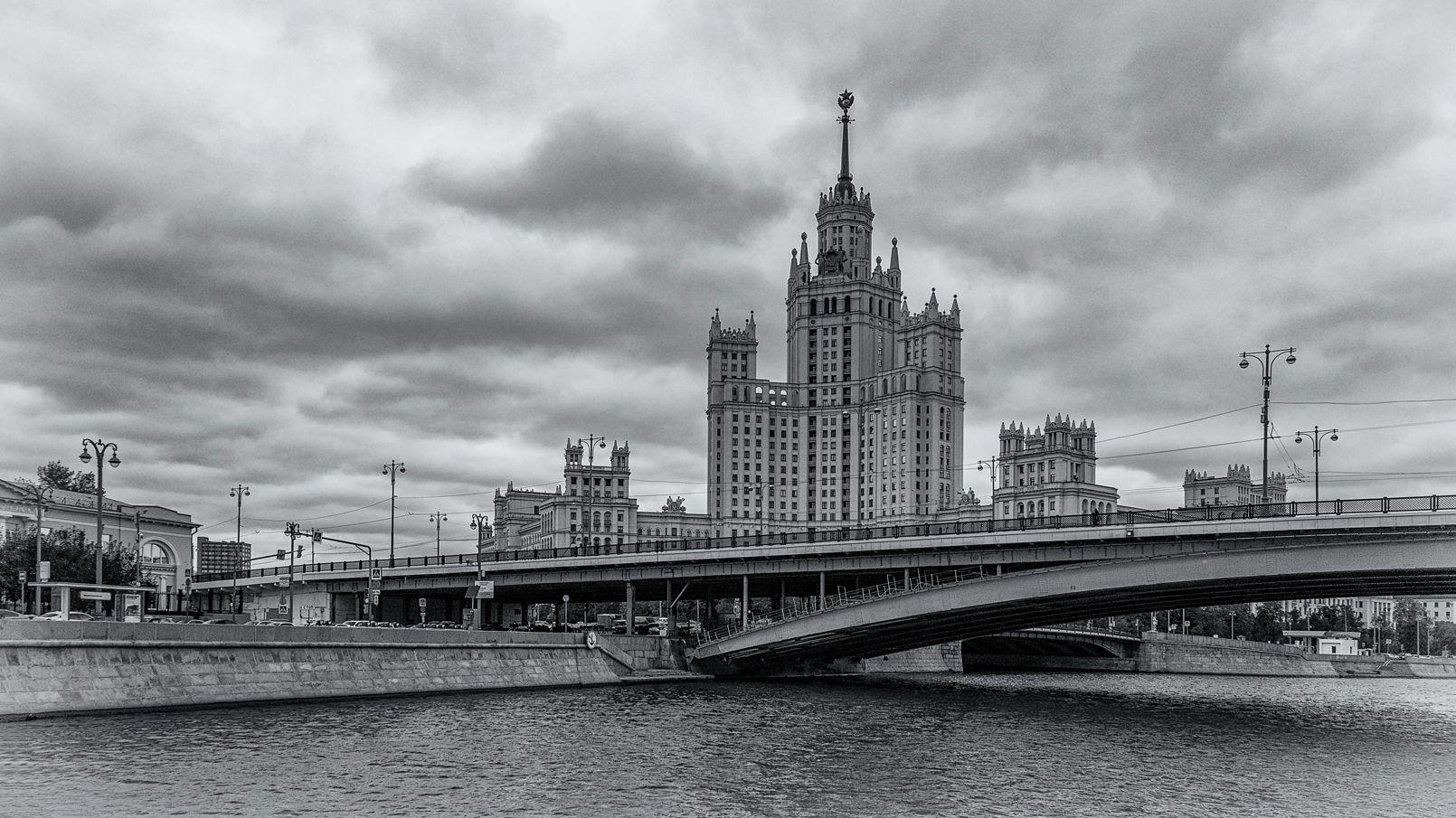 Прогулка по Москве-реке 04