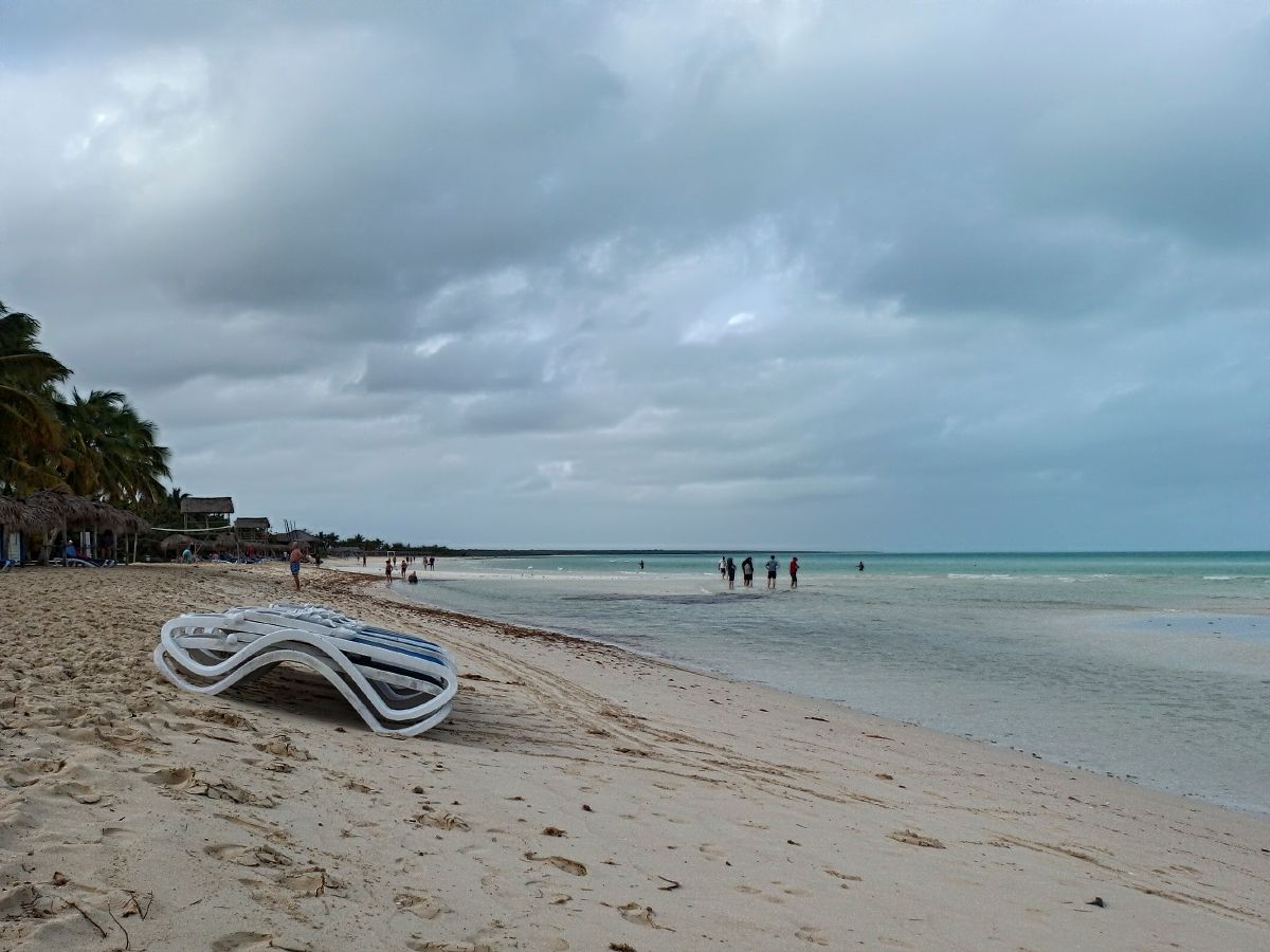 ***На Кубе нет погоды.