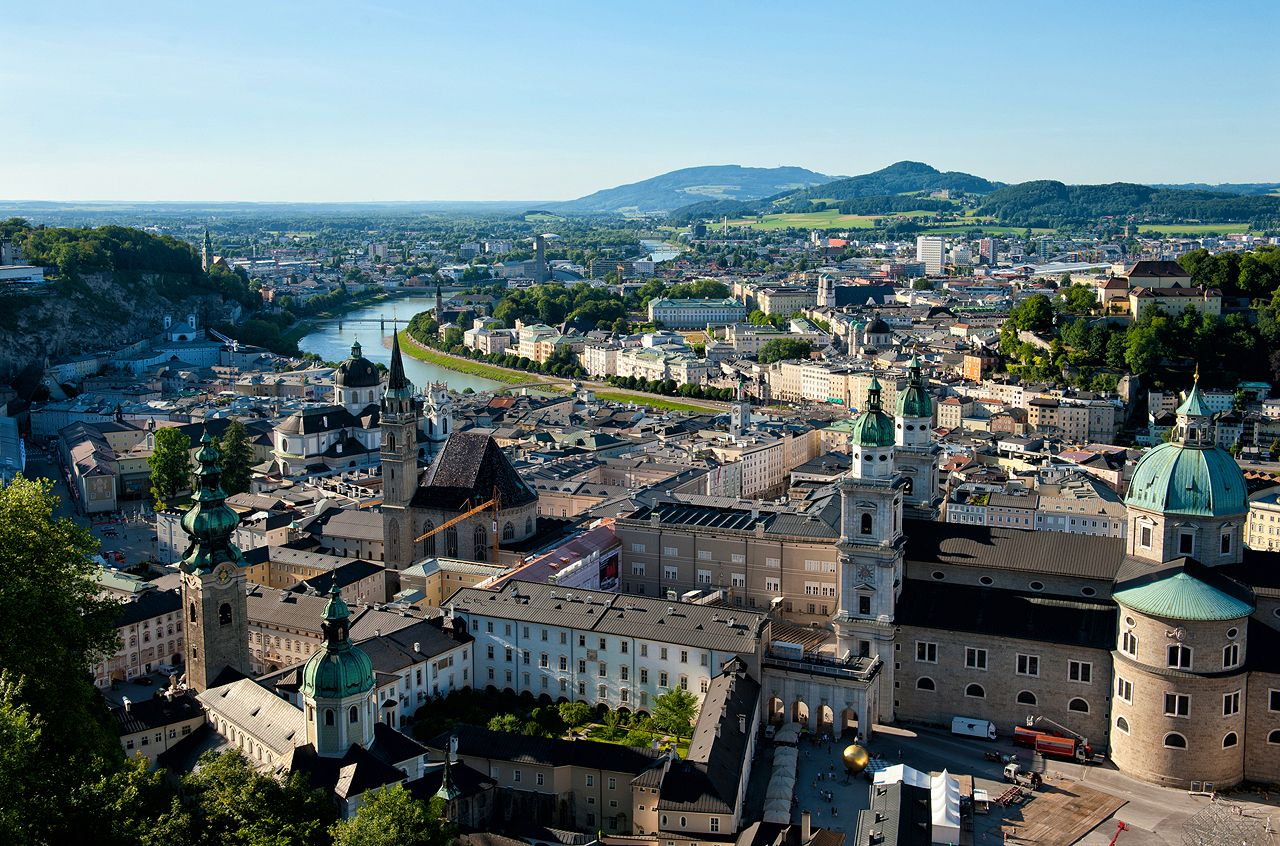 *** Зальцбург Австрия