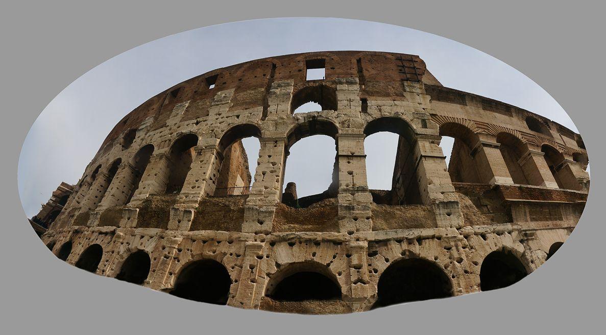 Колизей Италия Рим путешествия