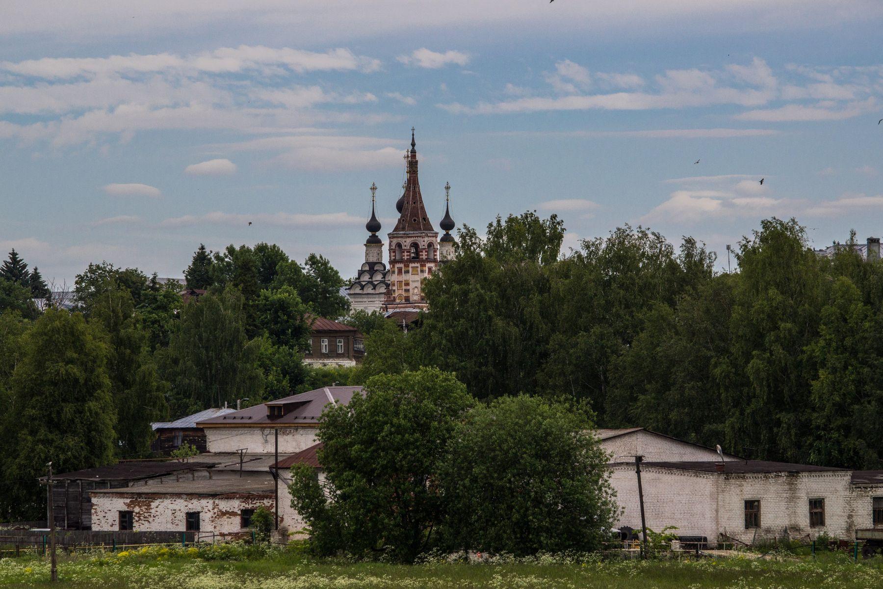 Суздаль. Простые Русские святые места...