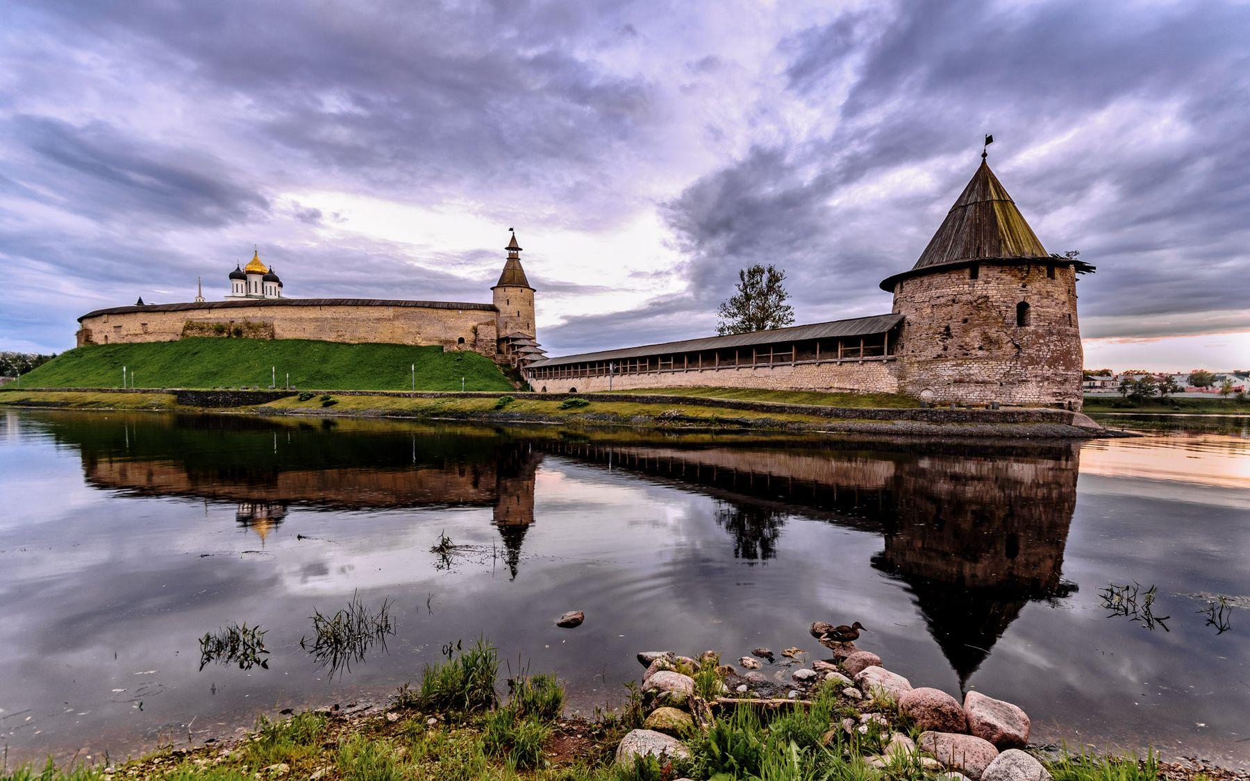 Сон старой крепости