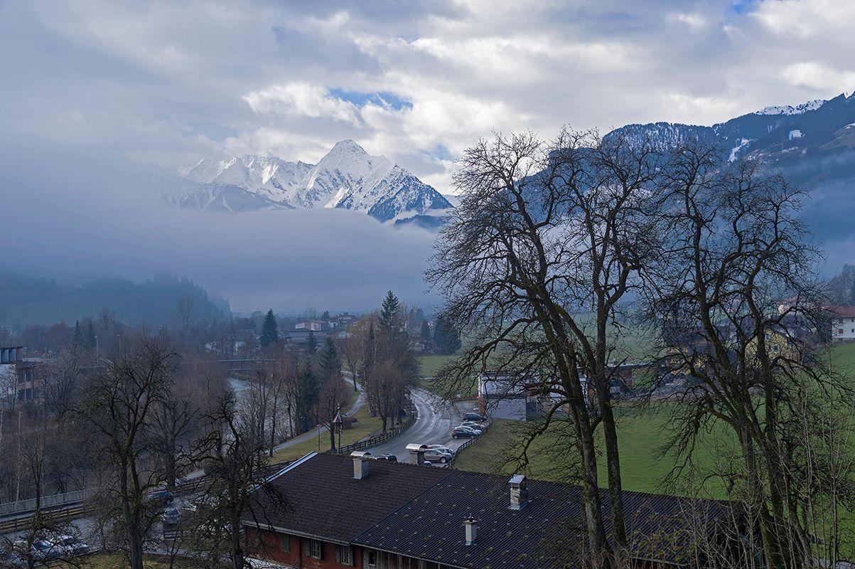 Облака и горы (2)