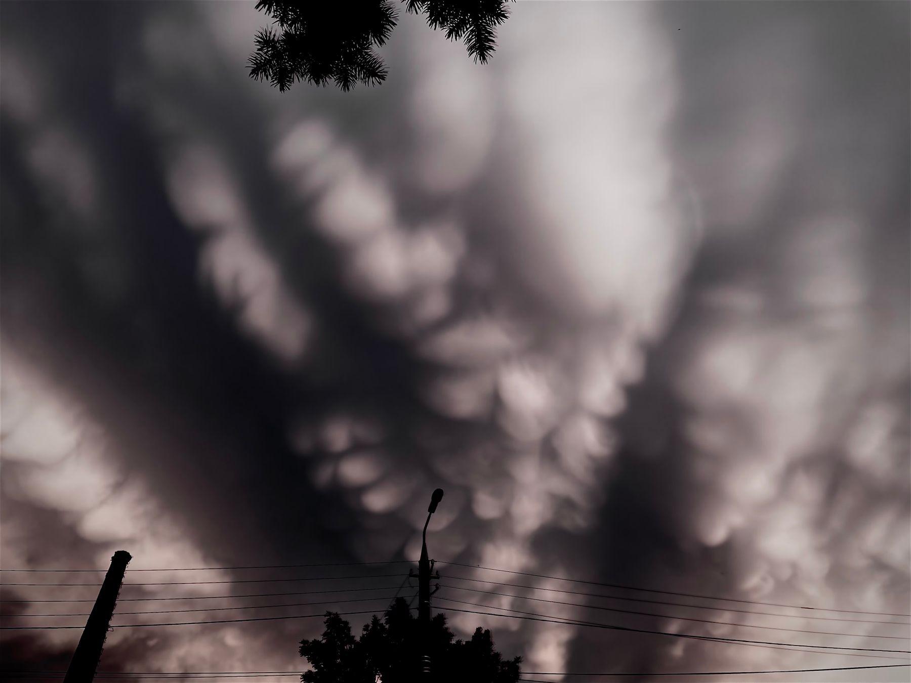 Тёмное небо Penza Sky