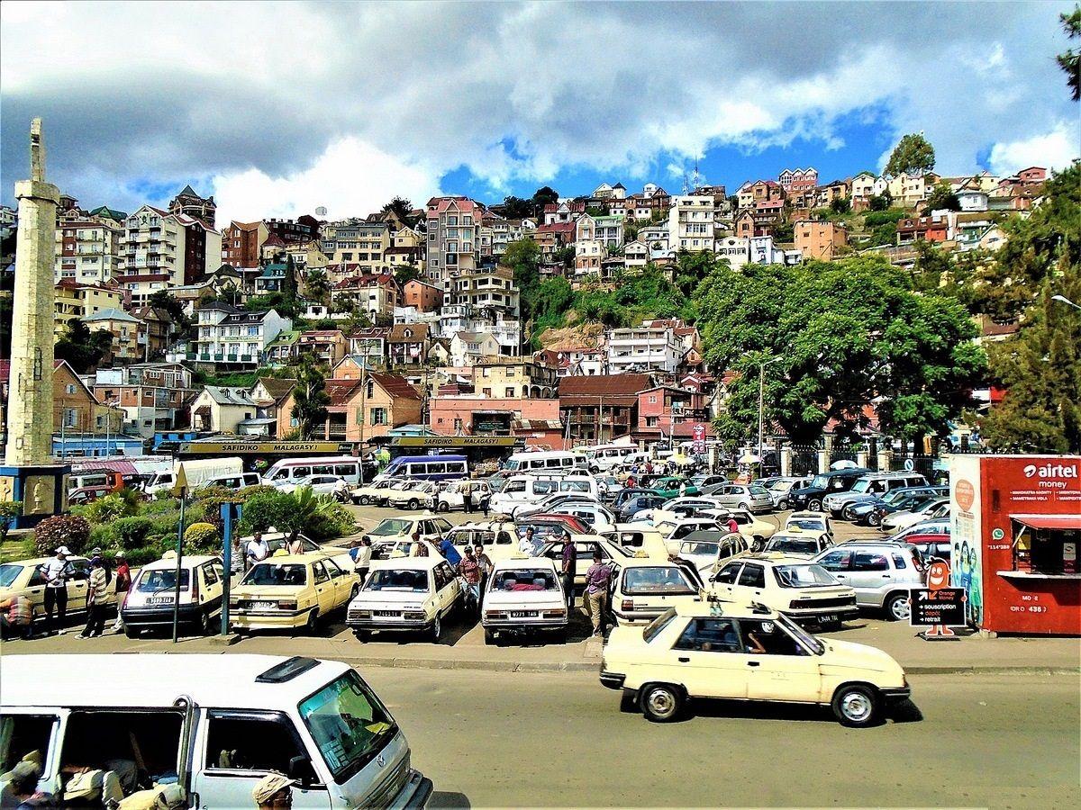 Антананариву мадагаскар антананариву