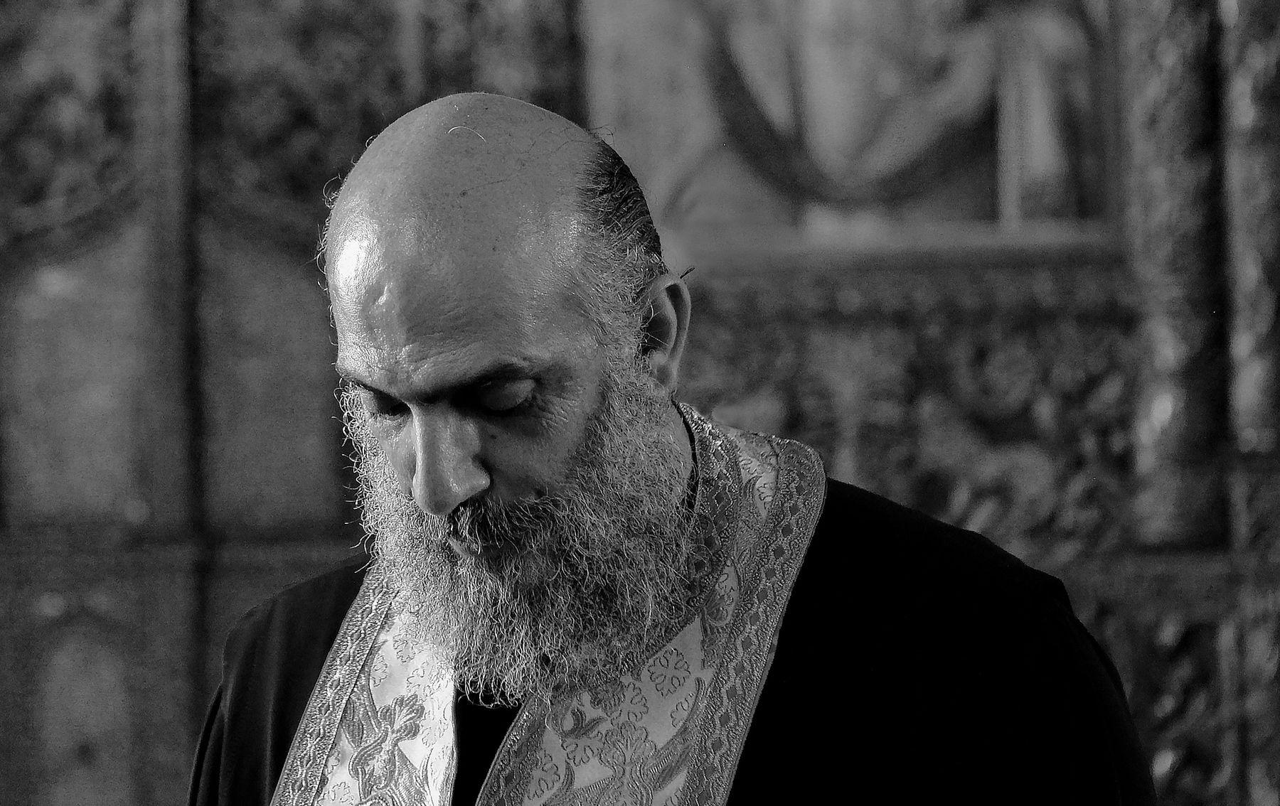 Отец Салас. Кипр. Кипр Молитва