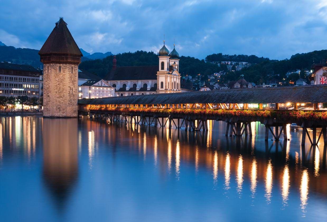 Luciaria Switzerland Lucerne Luzern