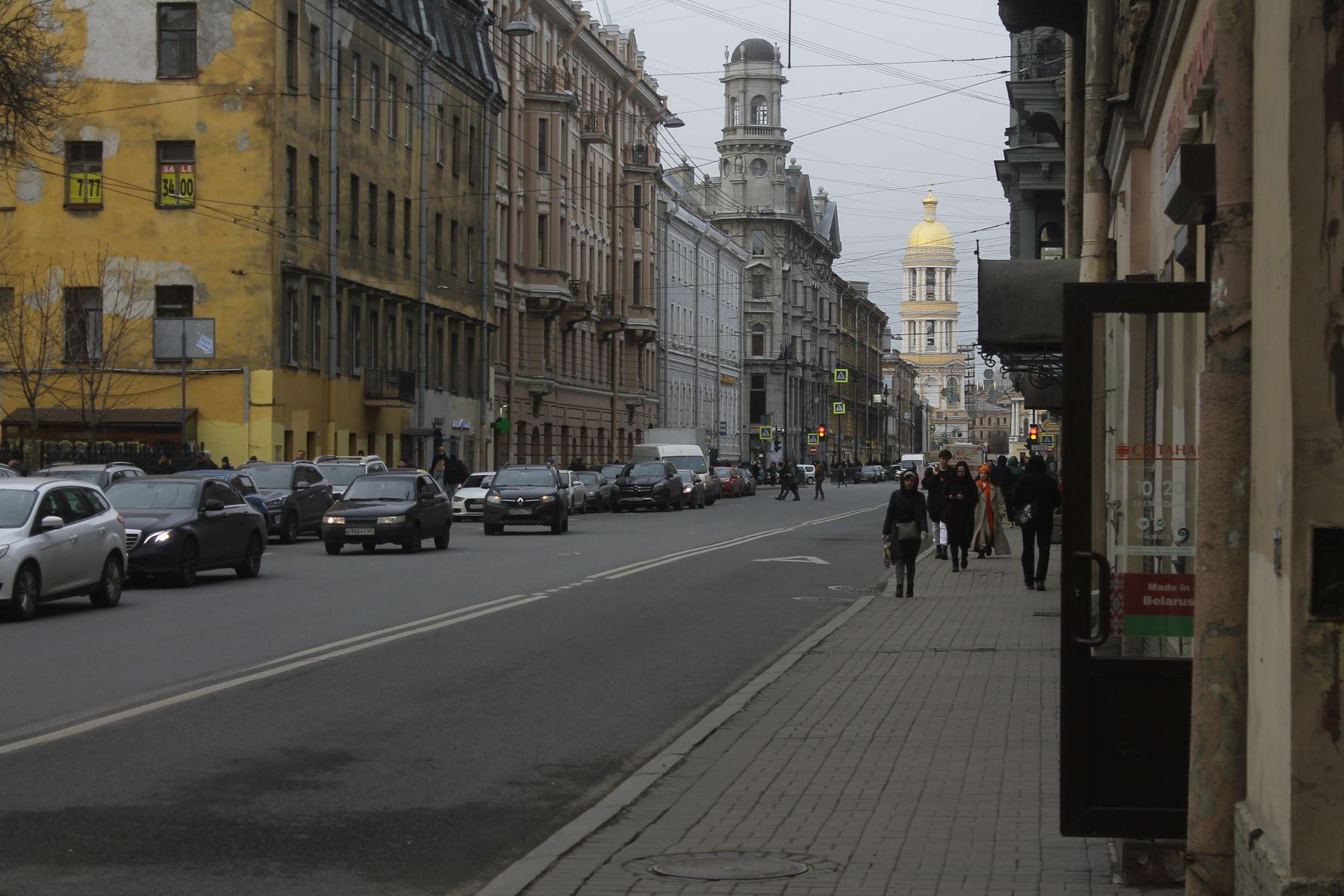 Загородный проспект (Санкт-Петербург) Санкт-Петербург