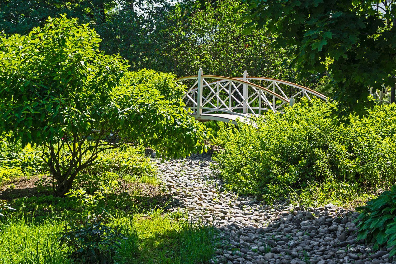 Садовый мостик***