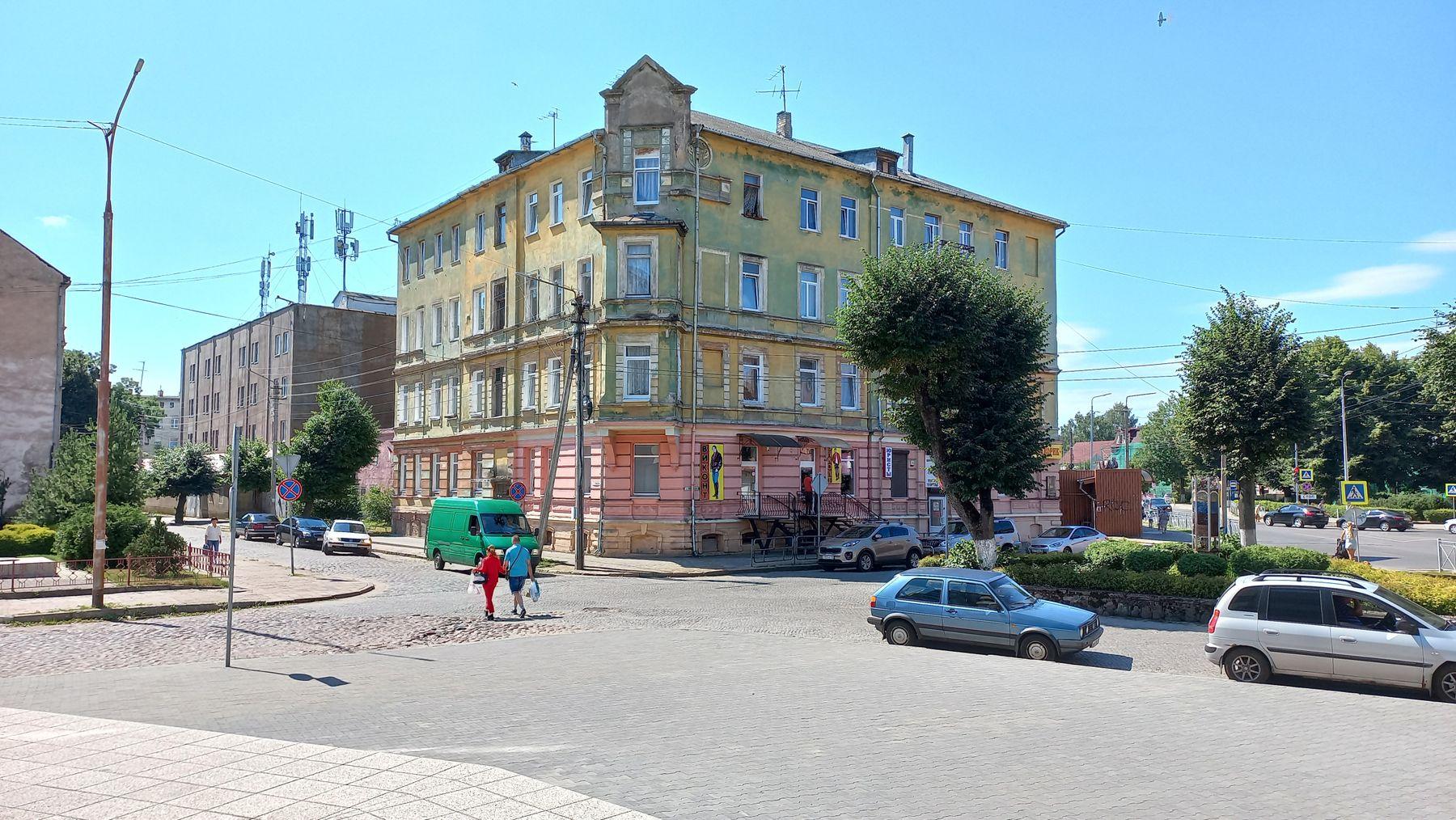 Советск (Калининградская область) Советск Тильзит