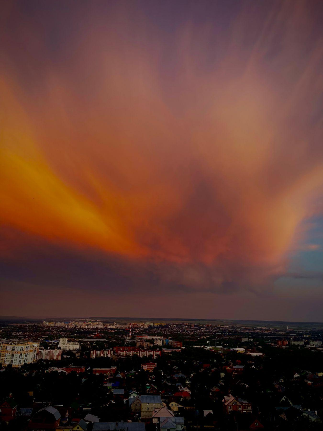 Оранжевое небо Penza Sky Orange