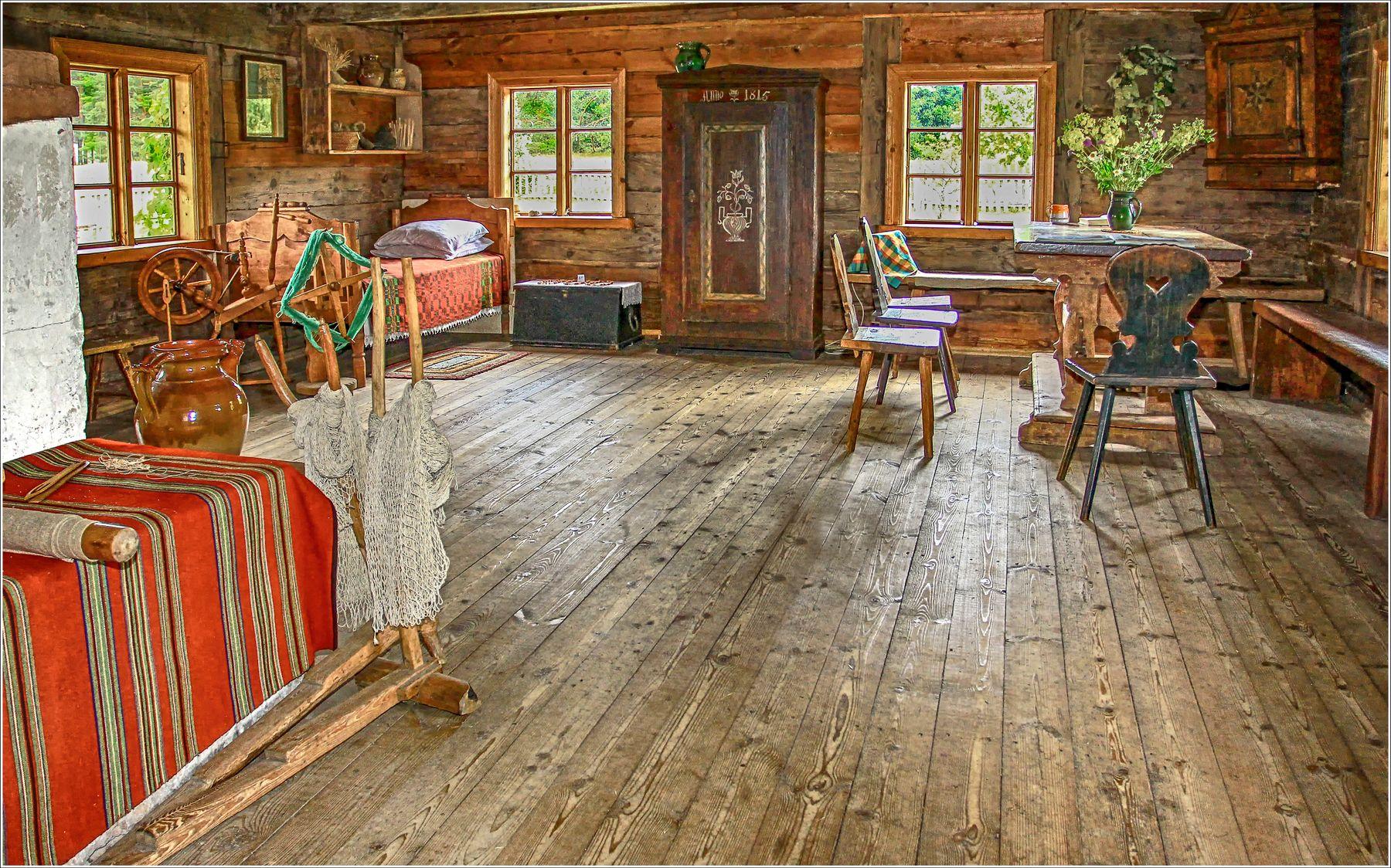 Интерьер интерьер дом музей этнография fitter36