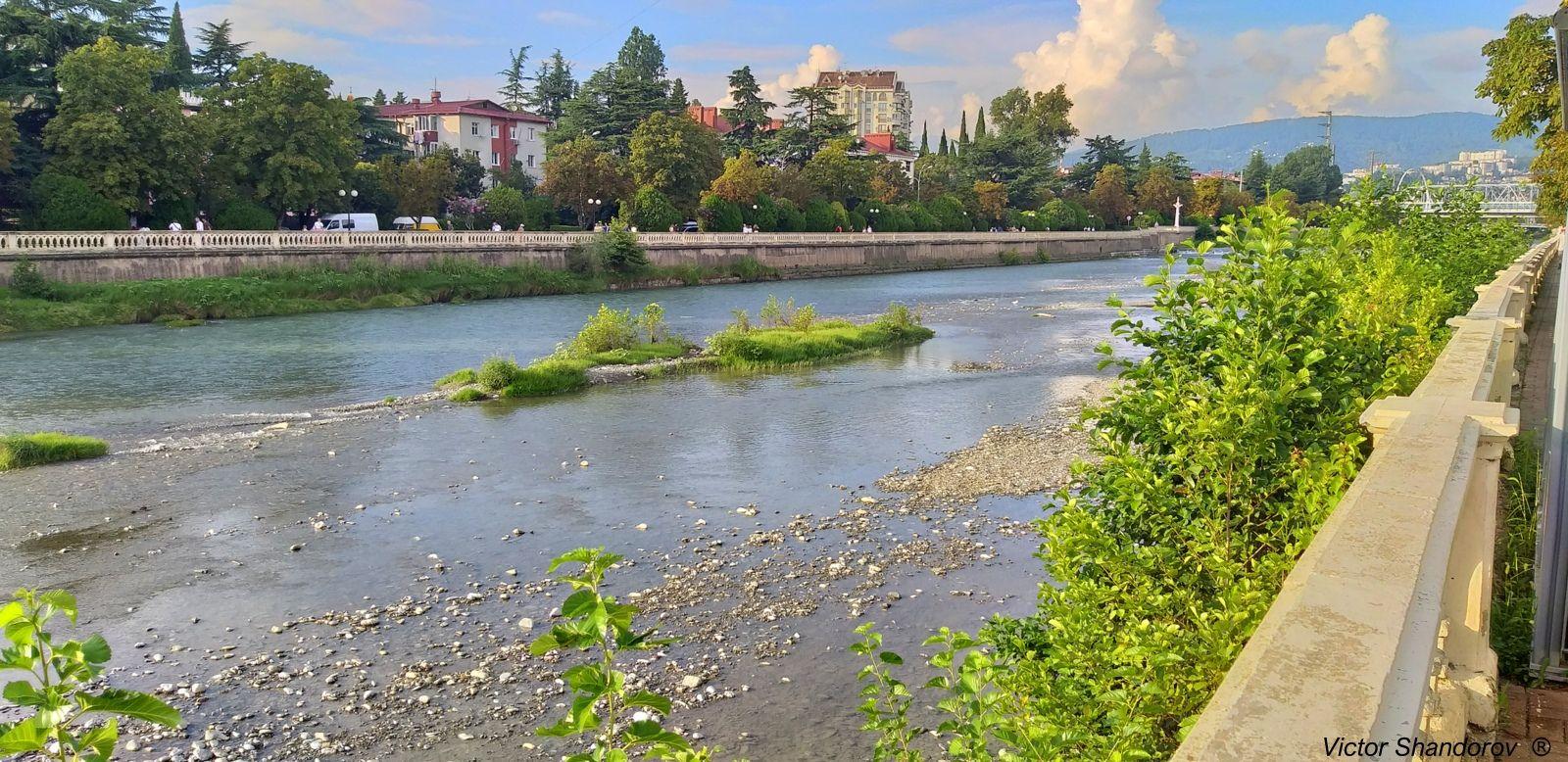 ***река Сочи