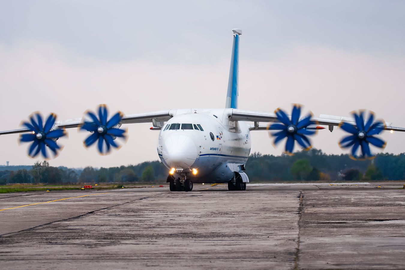 Ан-70. Авиация самолёт Антонов