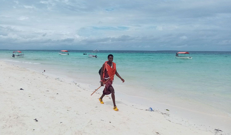 Масай! Масай пляж Занзибар апрель 2021г