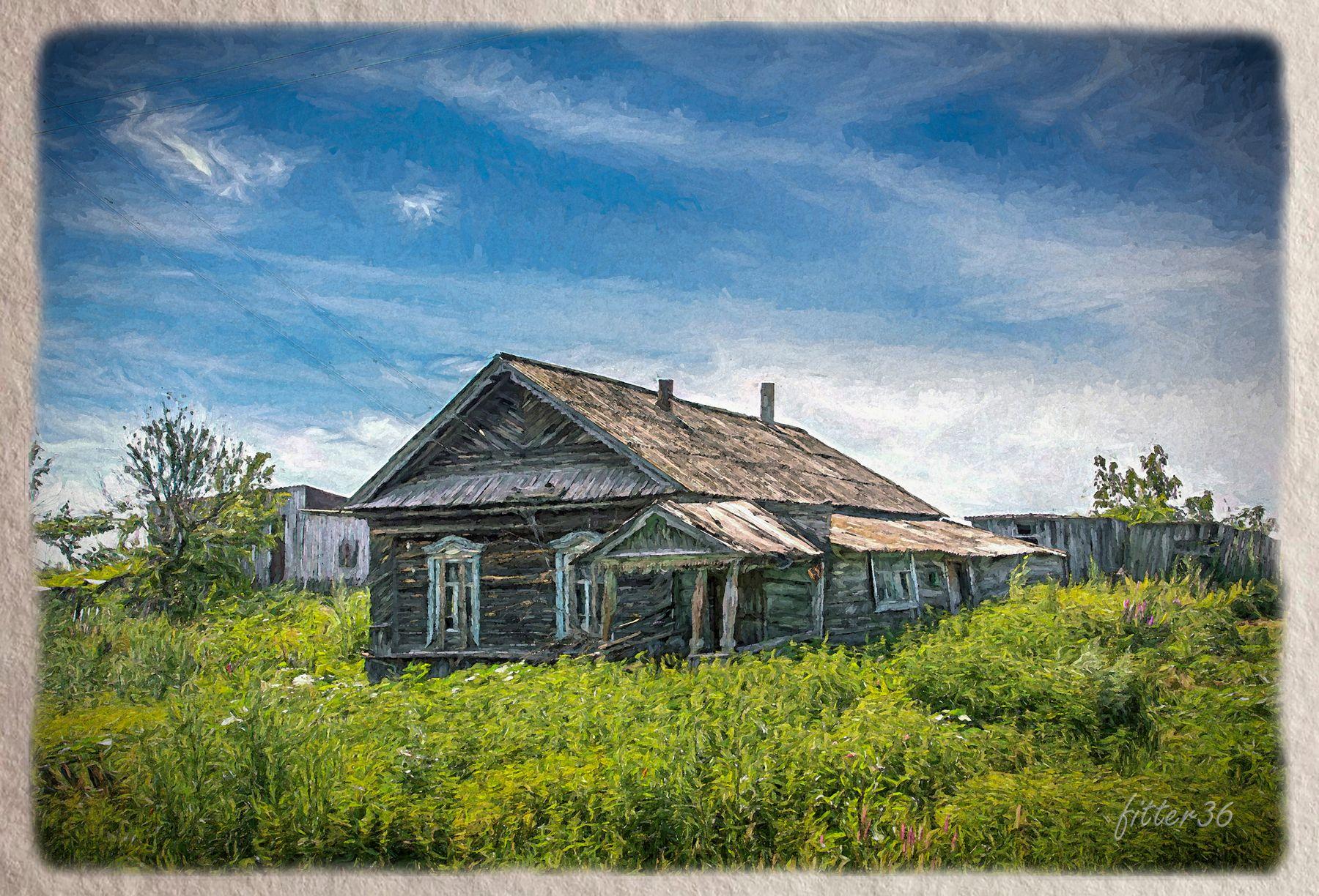 Дом fitter36 село Тайдаково самарский край