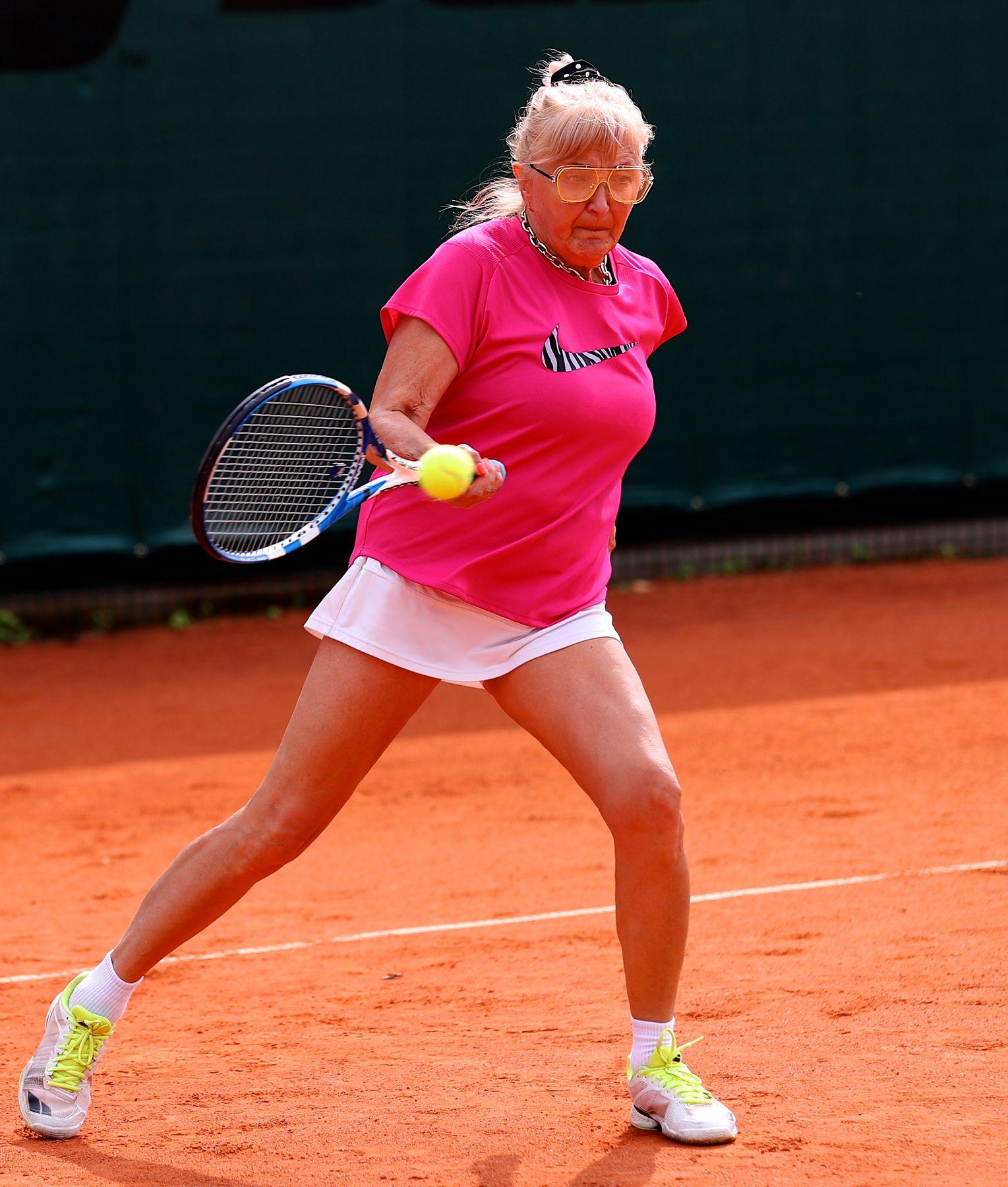 Ветеранский теннис... tennis big ITF moscow player racket russia ball RTT Alextennis Seniors Cup