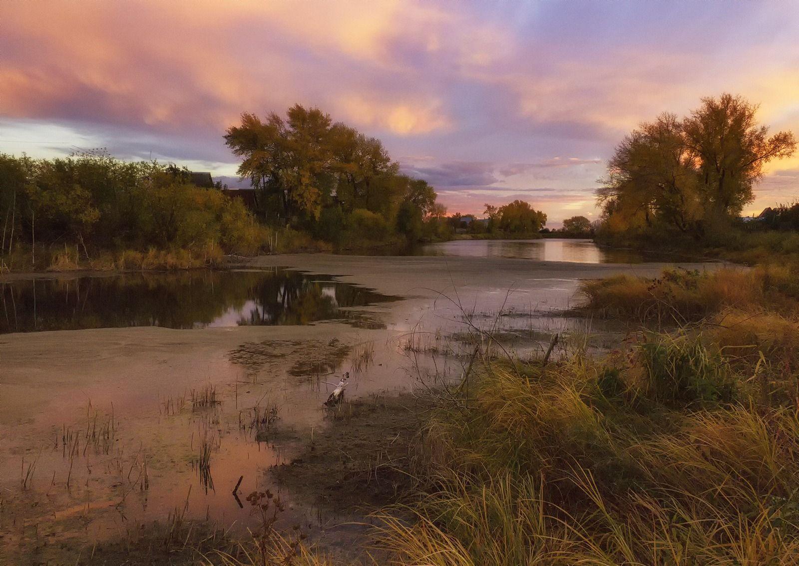 У озера Нанаево