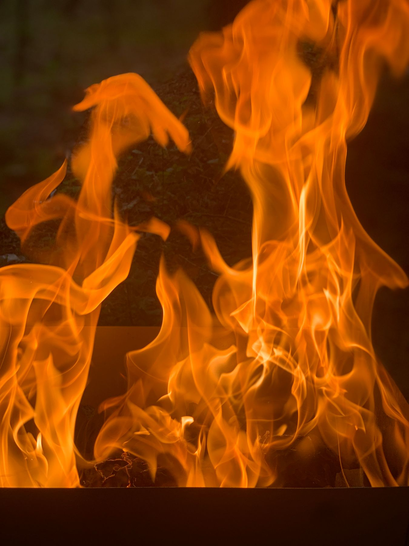 Огнище Огонь