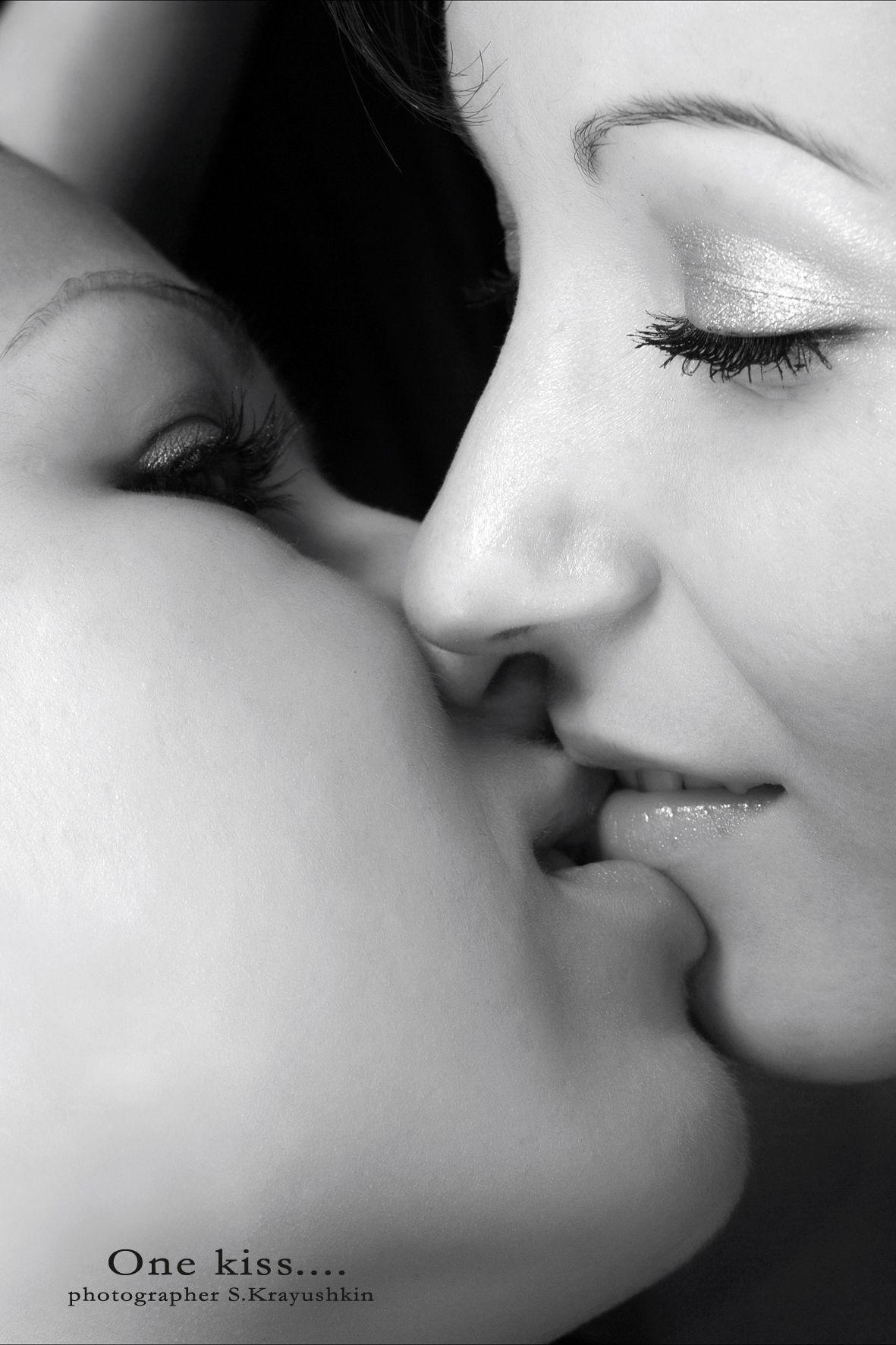 One kiss.... Фотограф Краюшкин Сергей Фотография НЮ Эротика