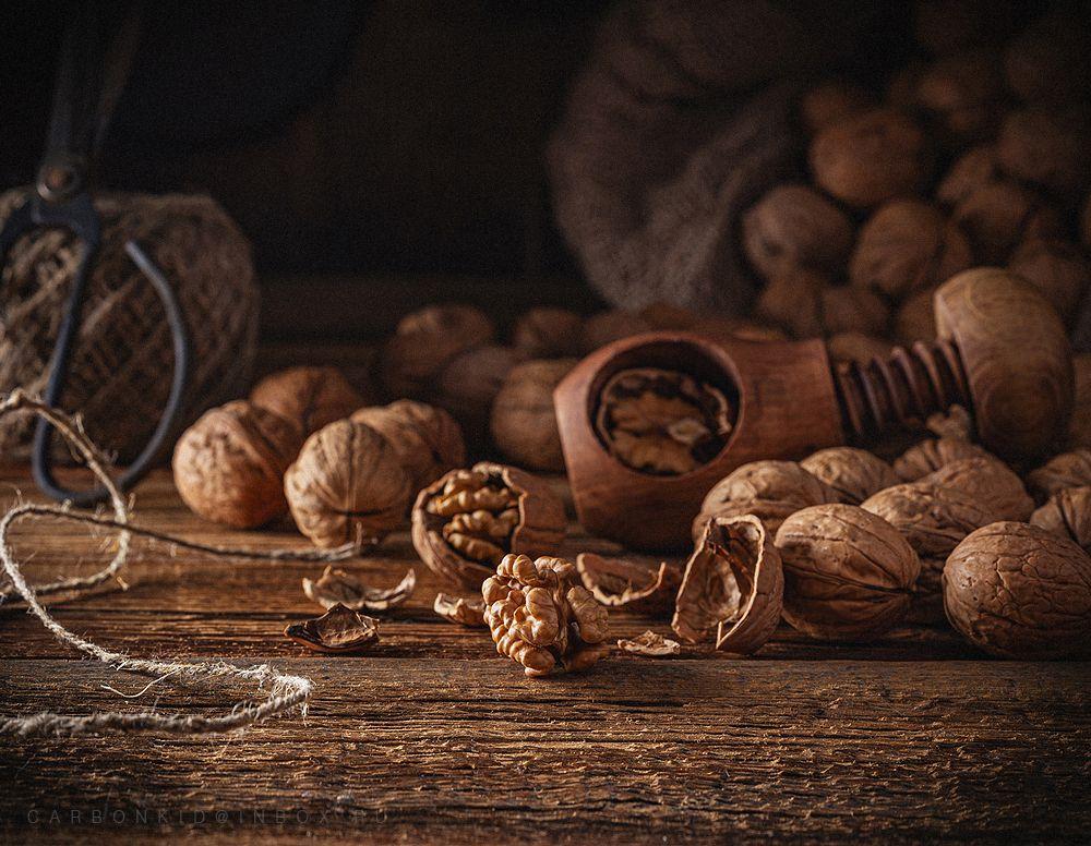 B R A I N S орех орехи щелкунчик натюрморт