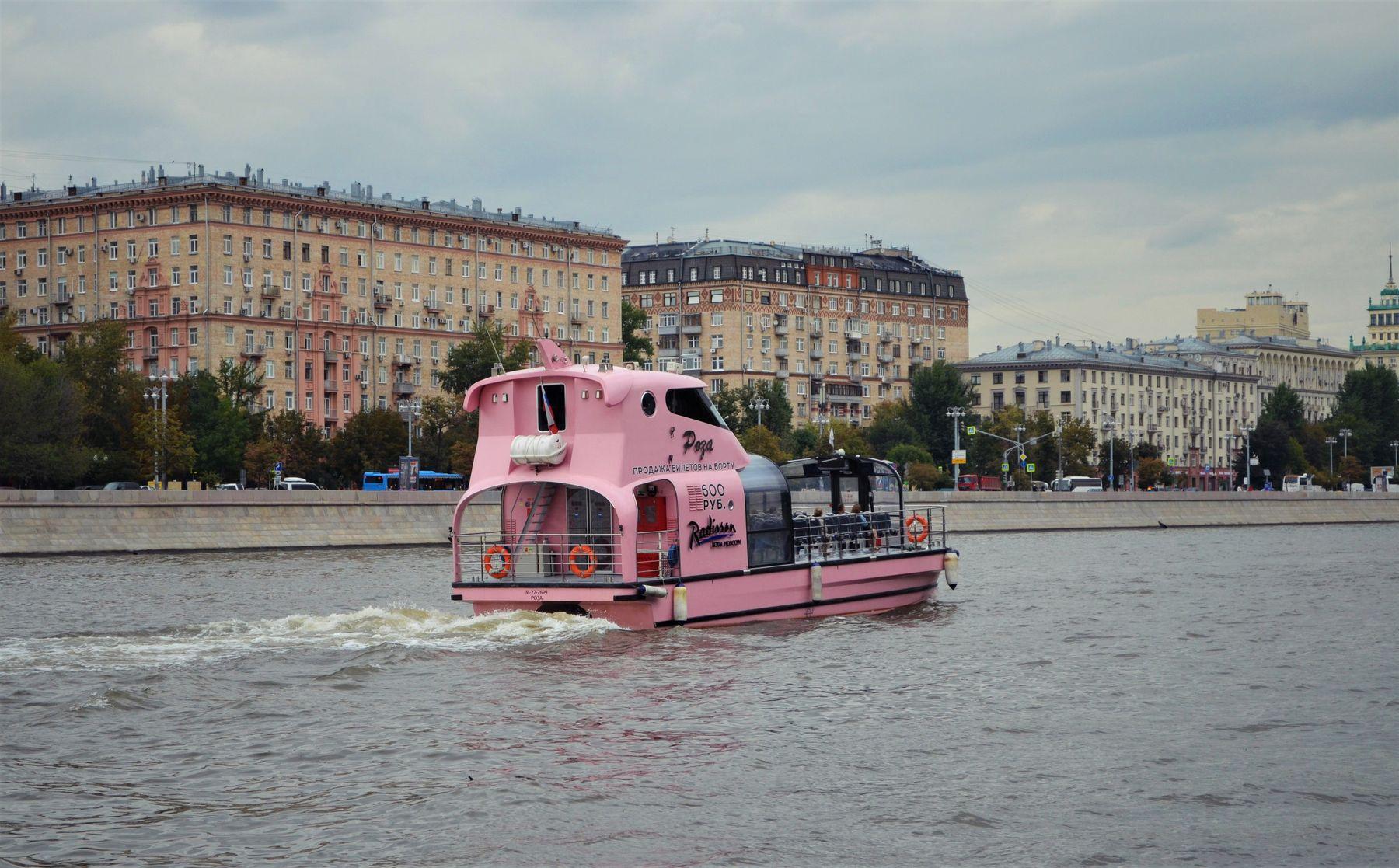 По Москве-реке... лето Москва Москва-река набережная город река путешествие