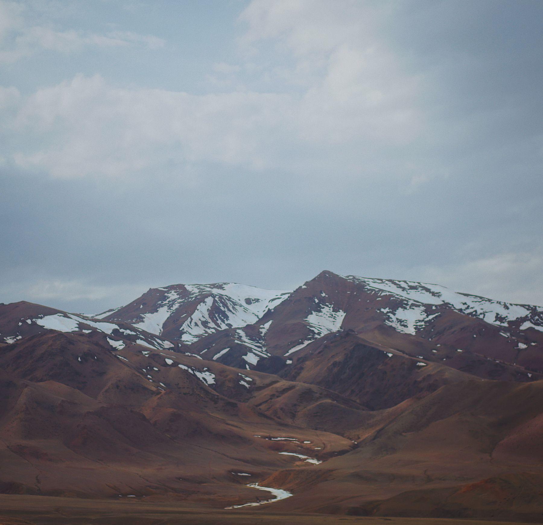 Пробуждение реки Алтай горы река