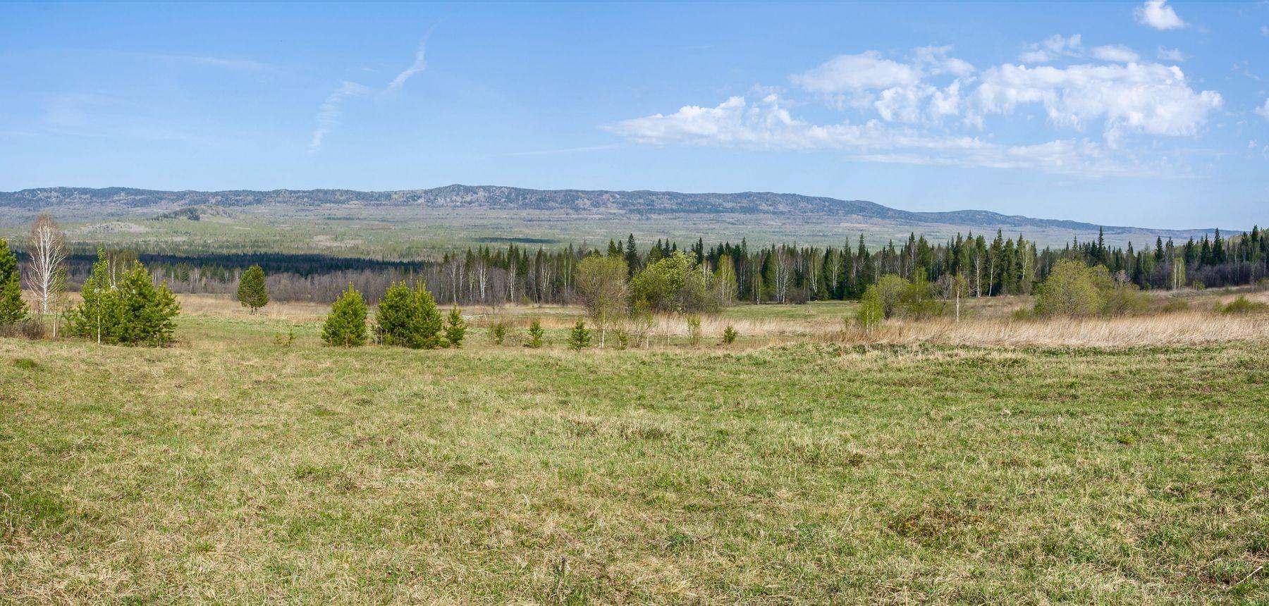 Куштумгинские поляны Южный Урал Миасс хребет Большой Уральский Кущтумга