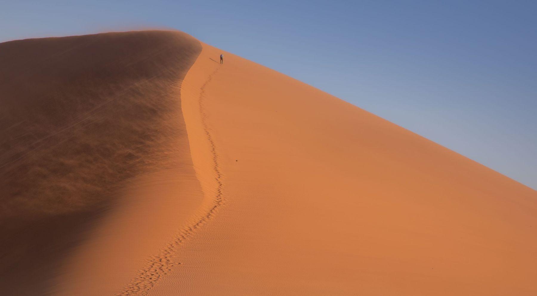 К вершине! африка намибия путешествия сафари