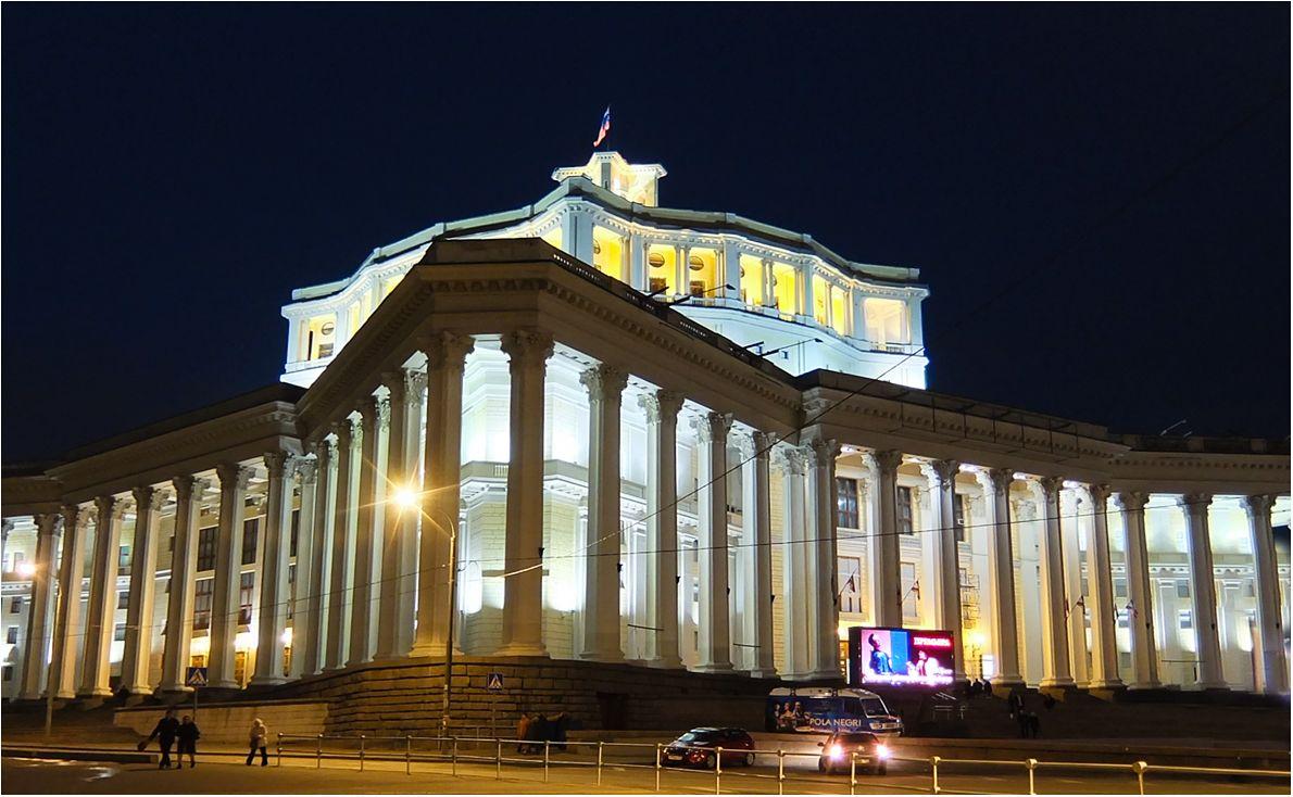 Театр Российской Армии Москва театры