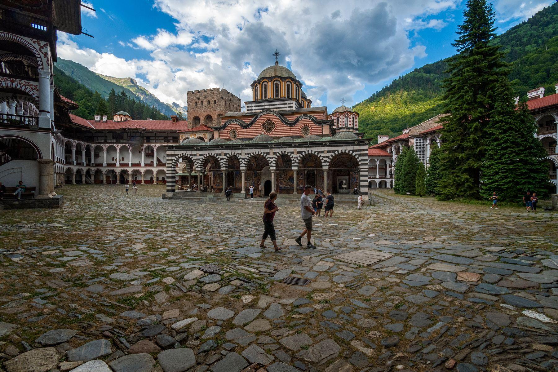 Рильский монастырь Рила Рильский-монастырь