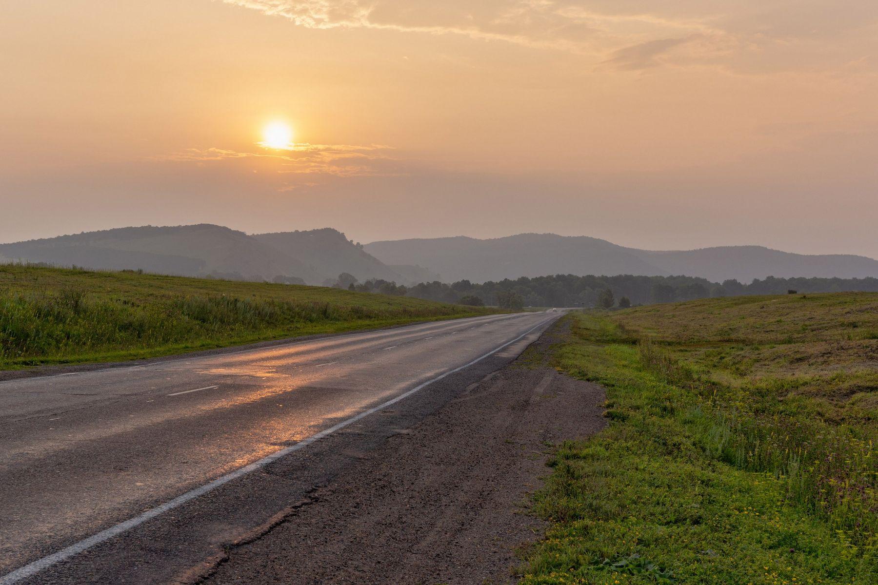 Дорога на Инзер