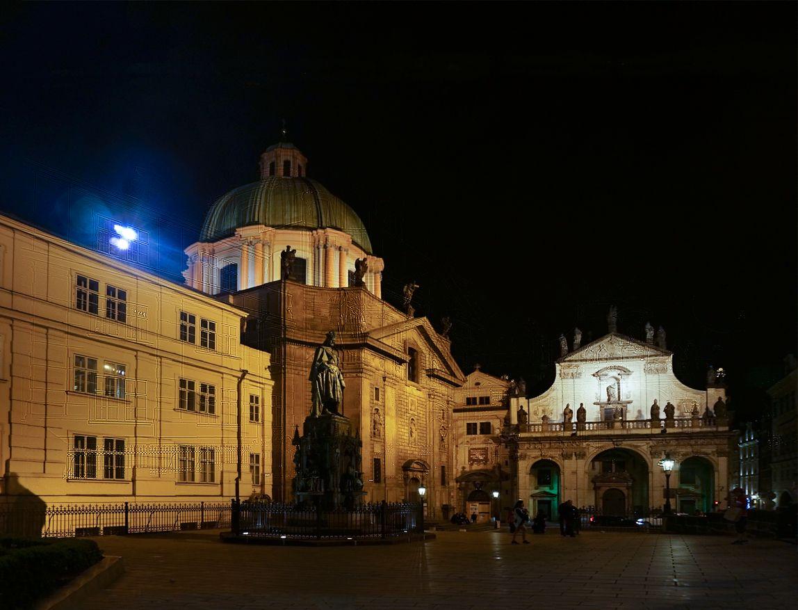 Мистическая Прага путешествия Прага Чехия