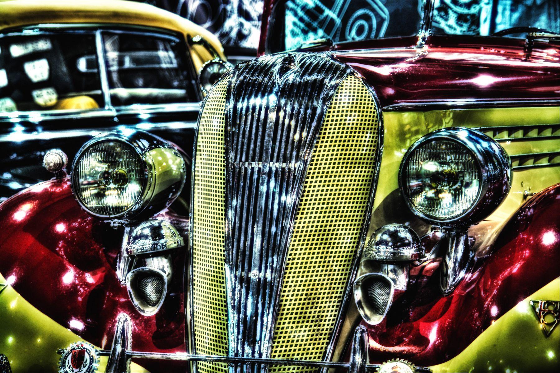 Hudson Eight музей октябрь май Москва авто ретро