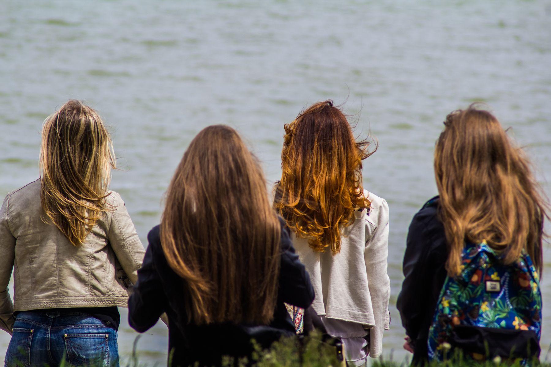 Без названия. женщины волосы