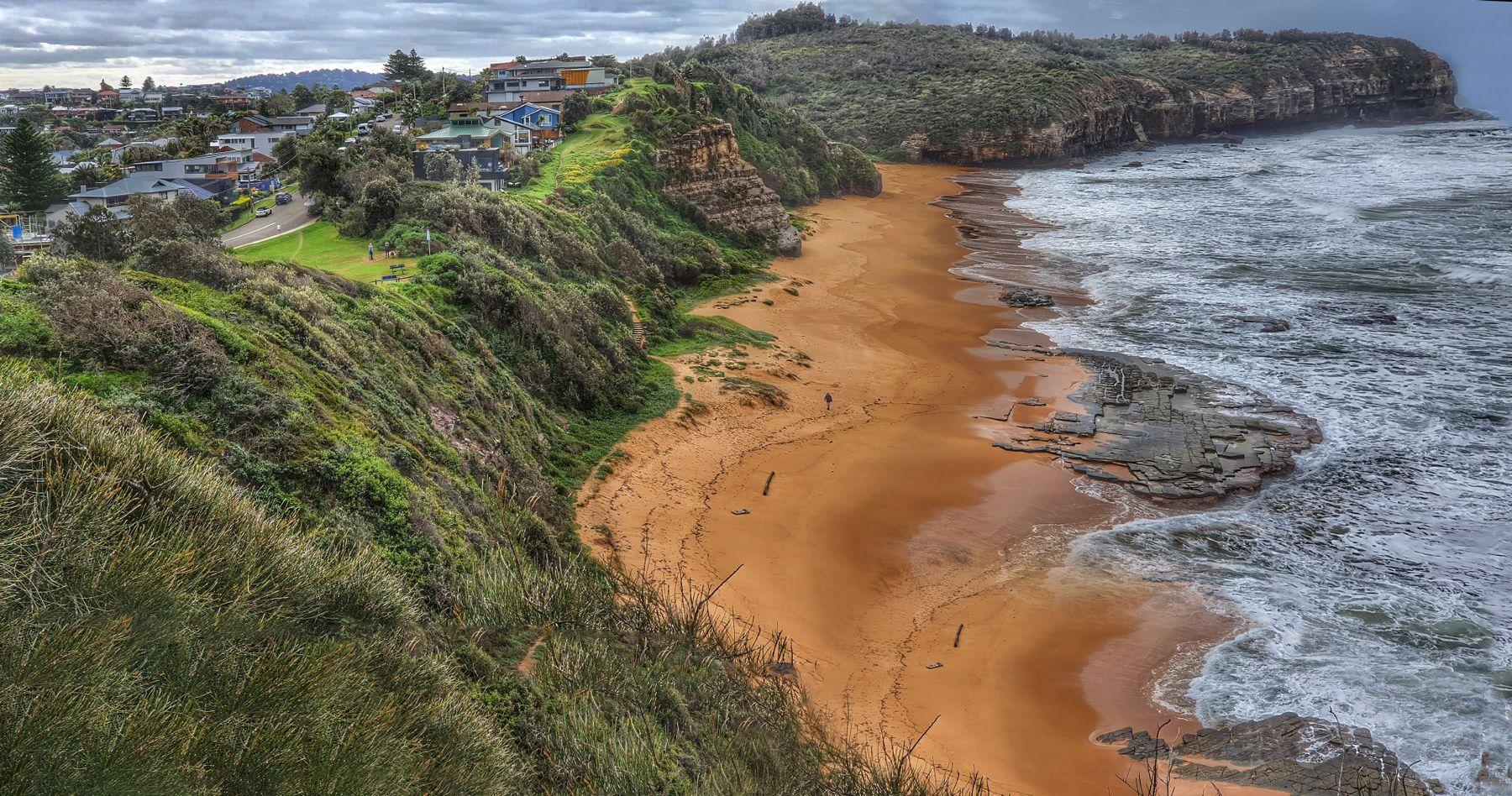 Turimetta Beach Австралия Сидней