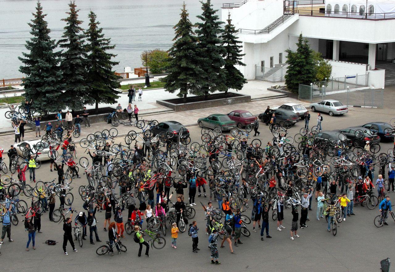 """..кто """"за""""- поднять велосипеды.. велоклуб отдых лето досуг голосование"""