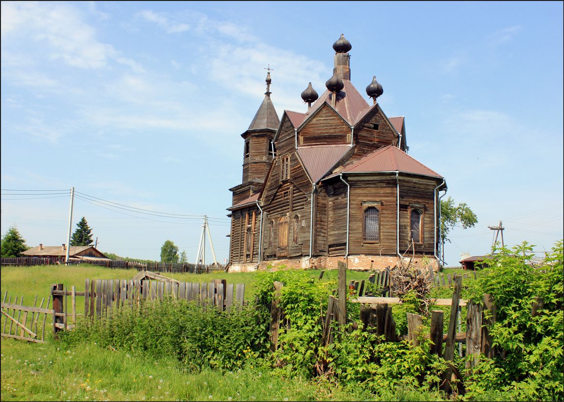 Церковь Параскевы Пятницы Церковь Параскевы Пятницы Барабаново