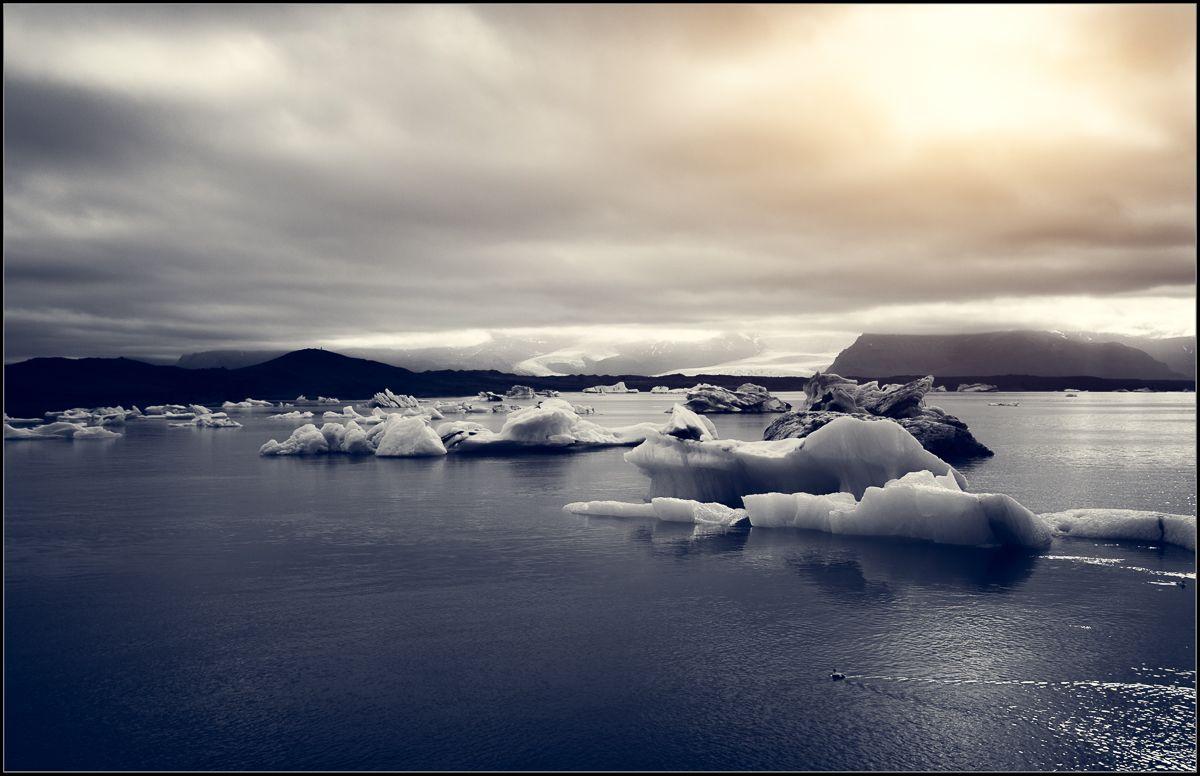 Ледяное безмолвие...