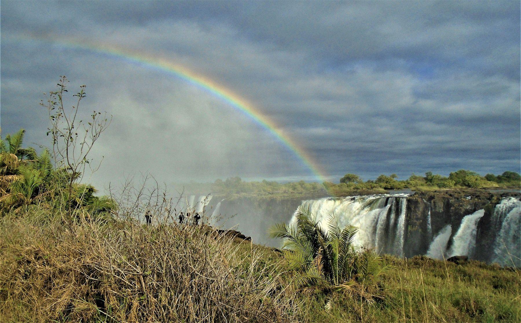 Зимбабве, водопад Виктория. африка зимюабве замбия водопад