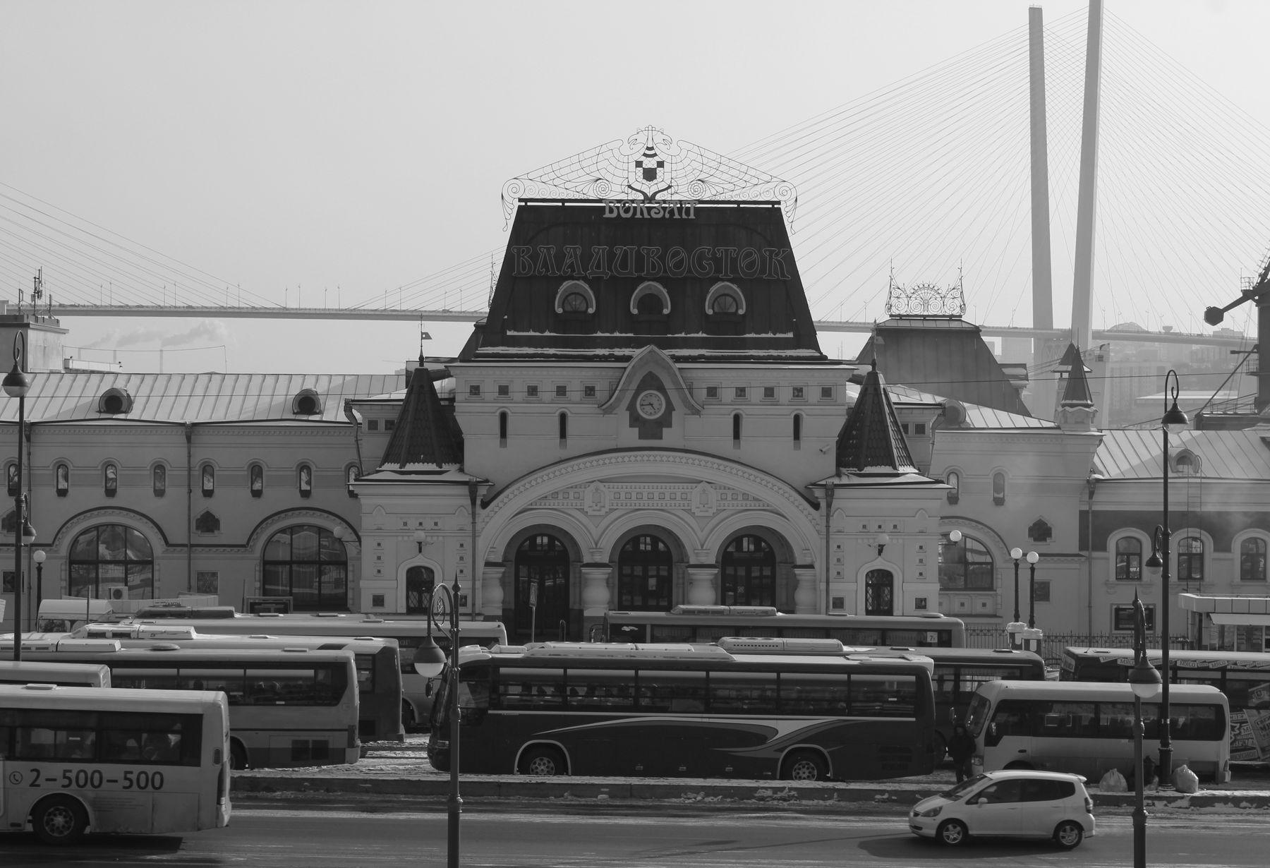 """железнодорожные """"ворота"""" города"""