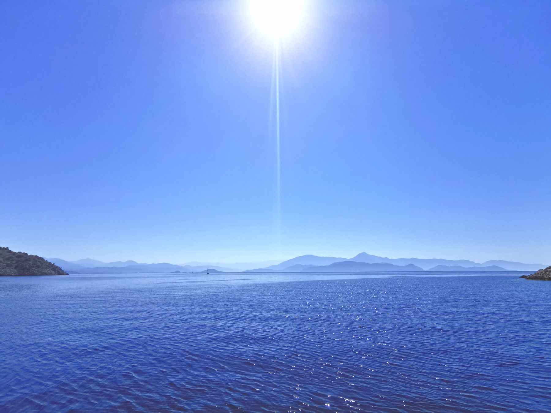 Incredible Turkey море солнце волны горы яхта парусник вода простор