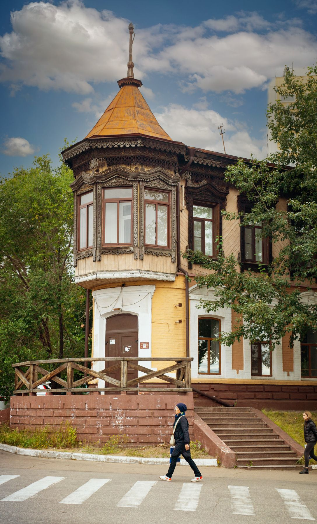 *** Россия Улан-Удэ Бурятия город вид история