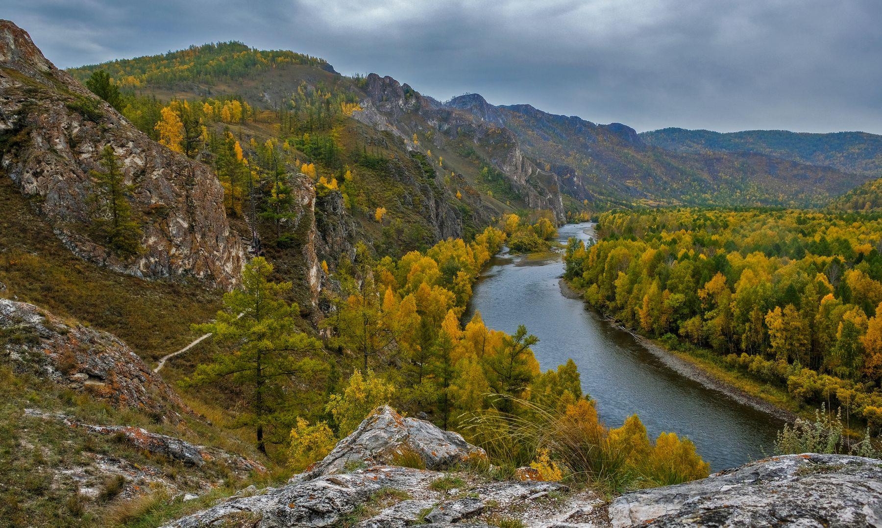 Осень в Хакасии