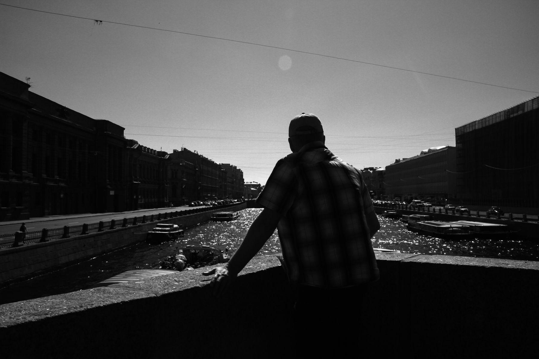 *** man портрет небо sky one person girl bw black white photography streetstyle streetphotography фэд
